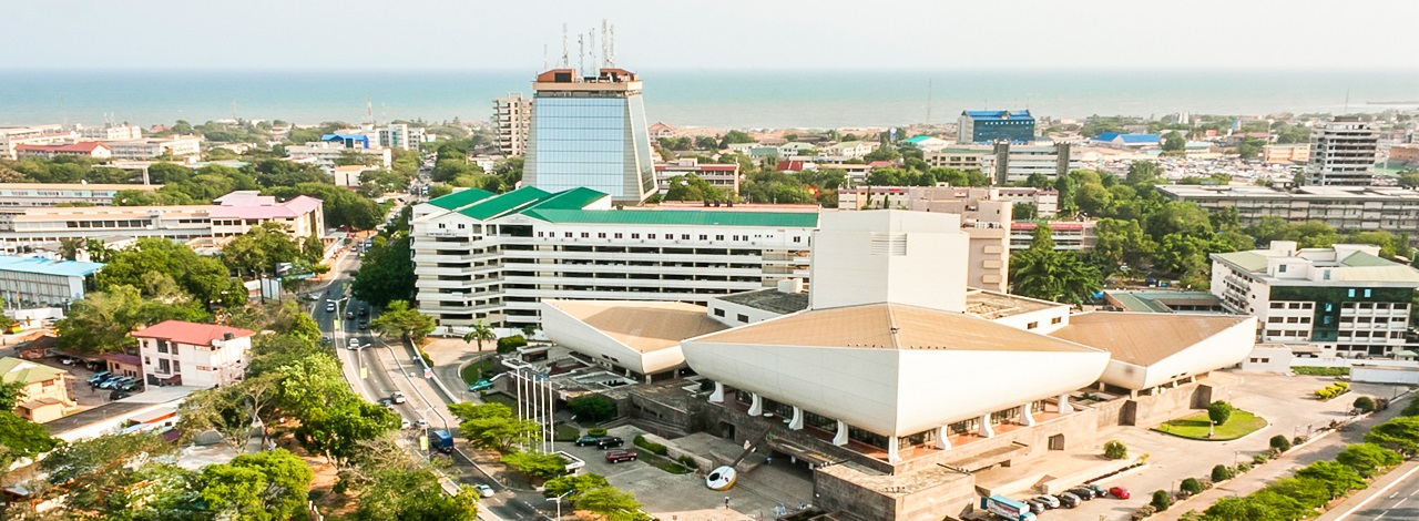 Let's take you to Ghana